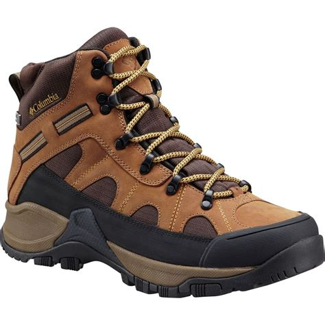 columbia mens hiking boots columbia smith rock outdry hiking boot s