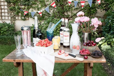 Backyard Elopement Ideas The 4th Of July Cocktail