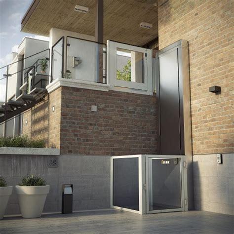 ascensori piccoli per interni piattaforma elevatrice s11 vimec s r l