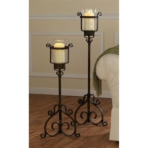 Candle Stands Cheap by 25 Best Ideas About Floor Candle Holders On
