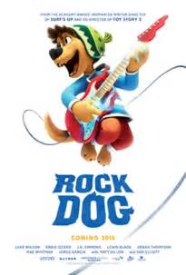 rock dog movie posters from movie poster shop