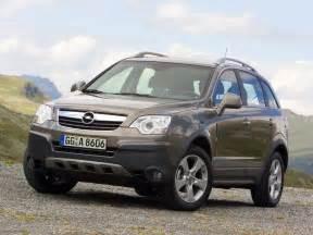 Opel Antara 2007 Review Opel Antara 2007 2008 2009 2010 Autoevolution