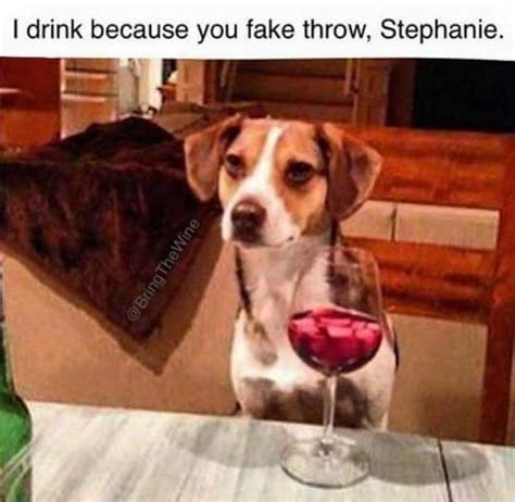 puppy wine not cool