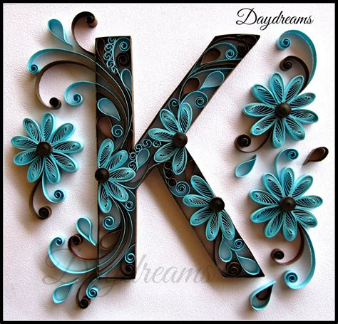 Paper Quilling Crafts For - daydreams quilled k pinteres