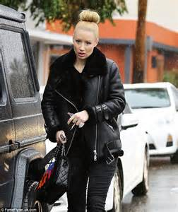 iggy azalea starts removing tattoo of ex a ap rocky s name