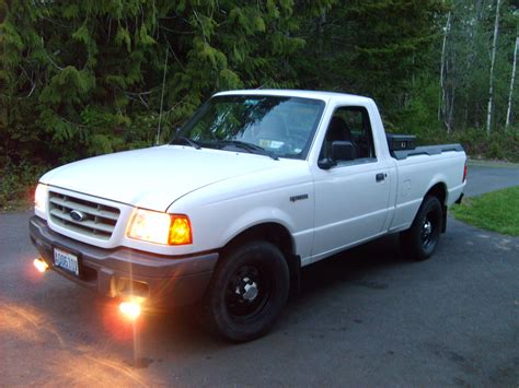 2001 ford ranger lights light white 2001 ford ranger regular cabshort bed specs