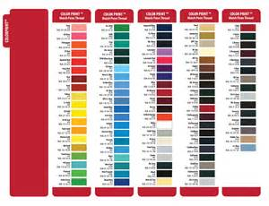 matching clothes colors color charts penn emblem company
