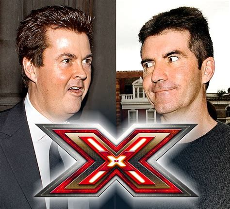 Beautiful Homes Uk simon fuller and cowell gear up for biggest battle of egos