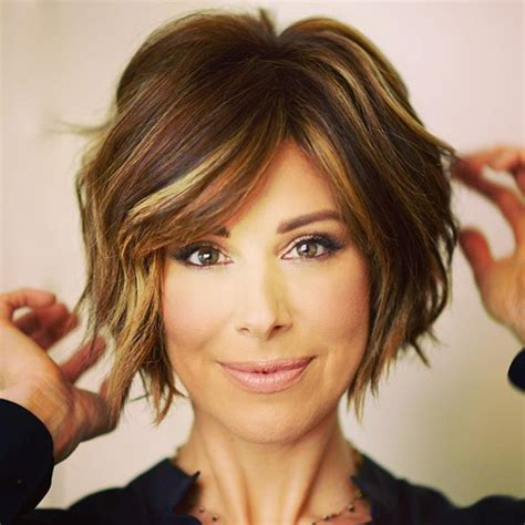 dominique sachse short bob hairstyle 178 best dominique sachse images on pinterest
