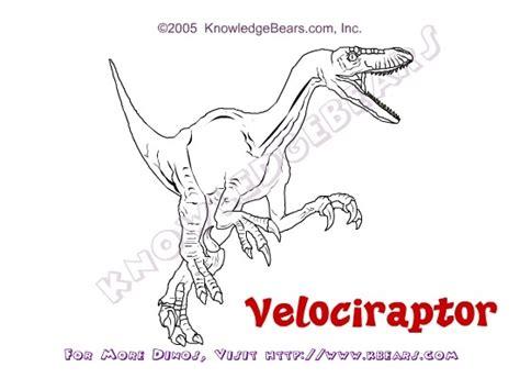 velociraptor printable mask velociraptor color pages dinosaurs pinterest