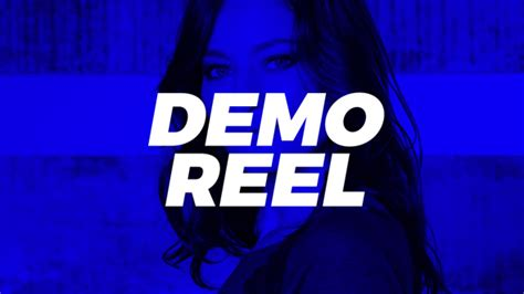 demo reel template videohive demo reel promo opener free after effects