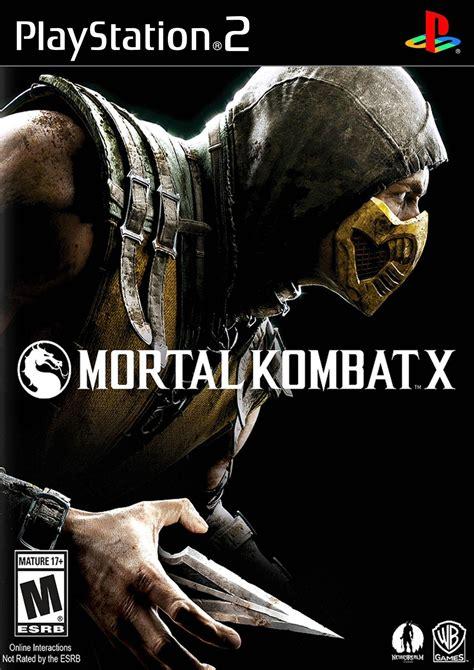 Bd Ps4 Mortal Kombat Xl mortal kombat x para playstation 2 info taringa