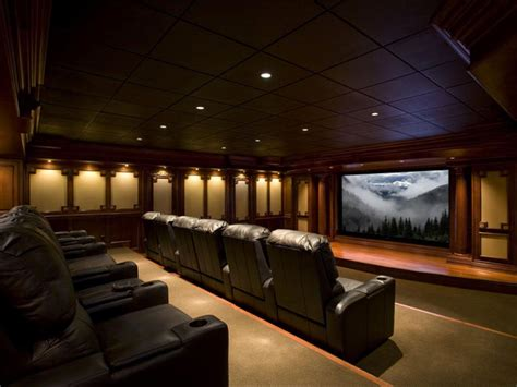 home theater design ideas on a budget media rooms and home theaters by budget home remodeling