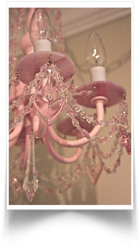 Pink Chandelier Burleson Pink Chandelier Png Www Imgkid The Image Kid Has It