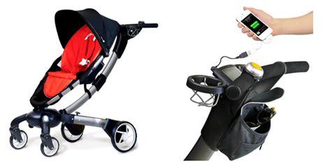 Electric Stroller Origami - origami digital stroller