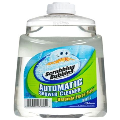 bathroom cleaner reviews scrubbing bubbles automatic shower cleaner review image bathroom 2017