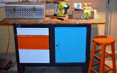 habitat bench habitat restore workbench makeover from drab to fab and