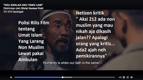 film pendek anti quran lomba film pendek tentang kebhinekaan ternyata