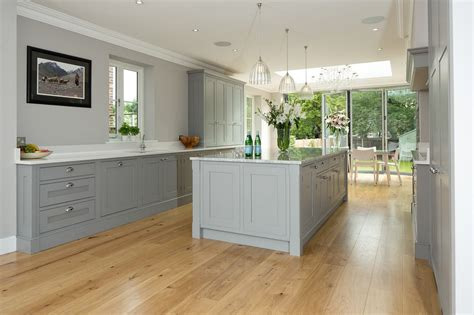Light Grey Shaker Kitchen Grey Kitchen Cabinets The Best Choice For Your Kitchen Homestylediary