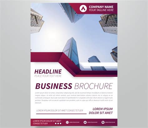21 company brochure templates free premium download