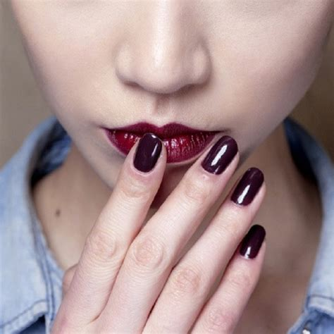 best nail trends fall winter 2014 becomegorgeouscom top 10 nail trends for this winter top inspired