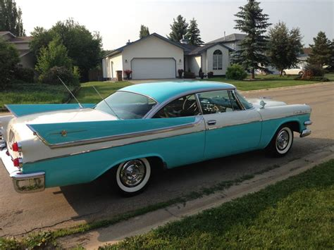1957 Dodge Custom Royal Lancer For Sale in Athabasca