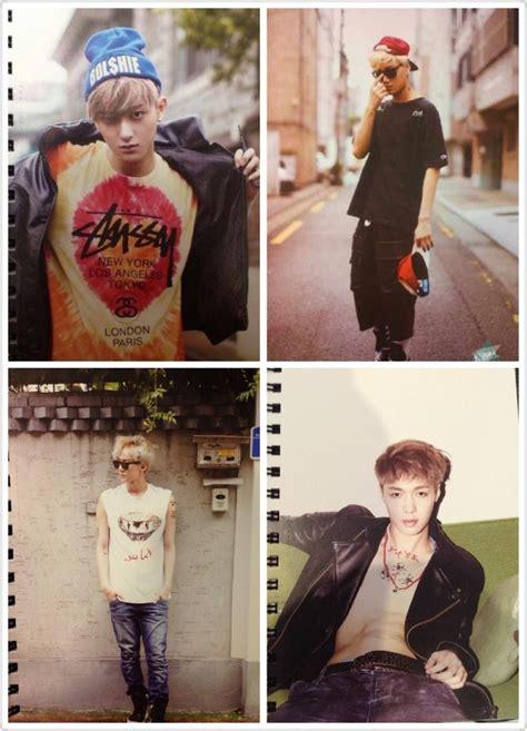 Photocard Exo Chen Lucky One Version growl xoxo lucky lyrics translations k m photocard