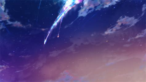 Kaos Kimi No Na Wa Your Name Sky Hobiku Anime Store your name hd wallpaper and background image
