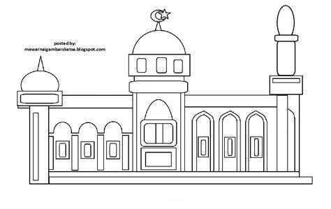 film kartun yang dilarang agama islam mewarnai gambar kartun tempat ibadah agama