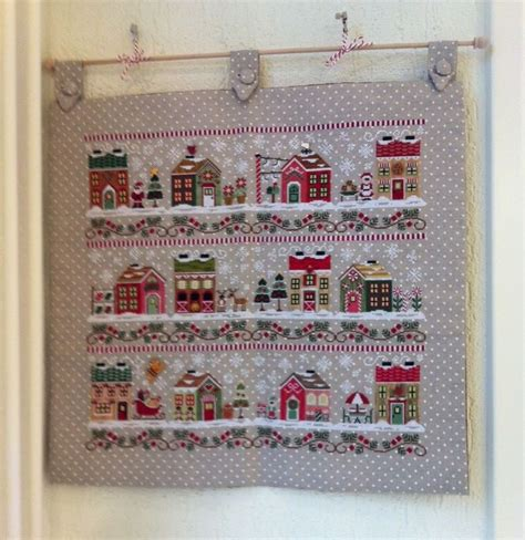 country cottage cross stitch country cottage needleworks santas village google search