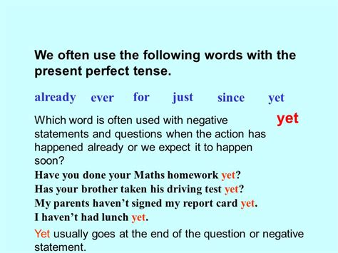 what to expect when doing your driving test aronbell cars present perfect tense ppt download