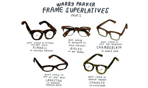 Warby Parker Gift Card - 187 warby parker frame superlatives part 1warby parker