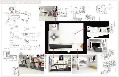 retail layout concepts jeans retail design by nanqian xu at coroflot com