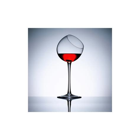 Tilted Bar Glasses Tilted Wine Glass Mehrunnisa