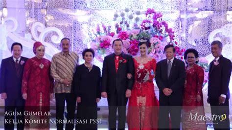 Wedding Organizer Hotel Mulia by Maestro Wedding Organizer Estie Adjie Mulia Hotel