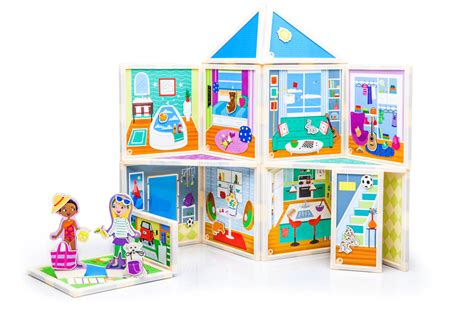magnetic home design kit malia s house build imagine