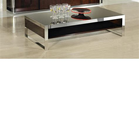 Modern Lacquer Coffee Table Dreamfurniture B131d Modern Lacquer Coffee Table