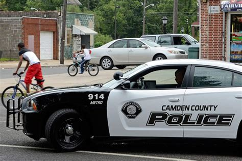Camden Nj Arrest Records Losing Recruits Camden County Billing Towns That Hired Them