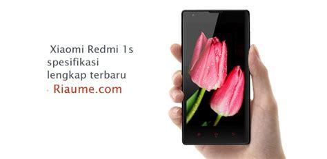 Promo Redmi 1s Xiaomi 8gb Dual Sim Terlaris spesifikasi lengkap xiaomi redmi 1s xiaomi hongmi 1s harga