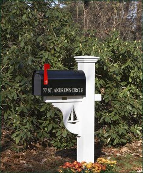 walpole woodworkers l posts endeavor mail post wood mailbox posts vinyl mailbox