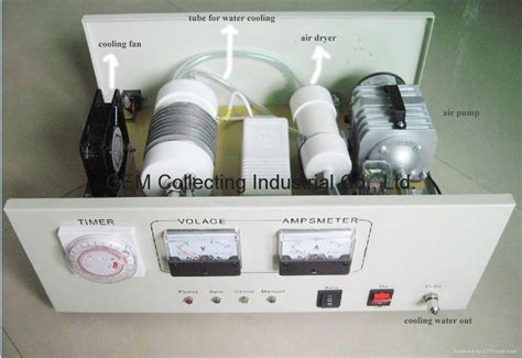 industrial ozone generator air water purifier sy g280 ocic hong kong manufacturer air