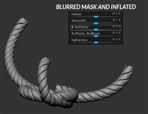 zbrush rope tutorial making a rope zbrush tutorial by jay hill zbrushtuts
