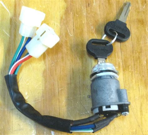 Switch Starter Zebra switches knobs for 7520 mahindra tractor