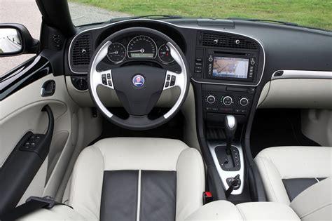 auto repair manual online 1999 saab 42133 interior lighting saab 9 3 cabriolet 2 0 turbo aero 2008 autotests autoweek nl