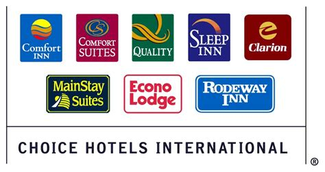 comfort choice hotels us hotels official logos for choice hotels international