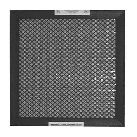air oxidation perm a 2000 washable electrostatic permanent custom air filter