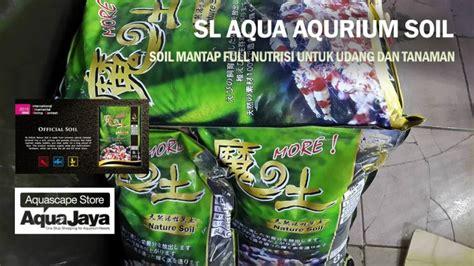 Pupuk Dasar Aquascape aquariset aqua gizi pupuk dasar aquascape aquajaya
