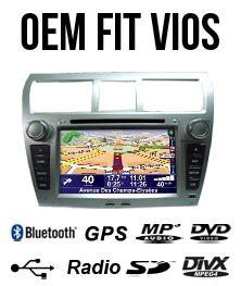 Tv Spion Rogers 9 Usb Sd Card oem fit toyota vios tv mobil murah dvd mobil mobil