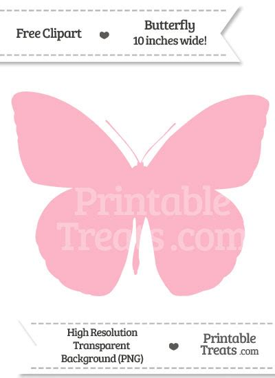 pink butterfly lights pastel light pink butterfly clipart printable treats