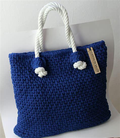 como hacer carteras tejidas a crochet cesta o bolso a crochet fettuccia paso a paso youtube